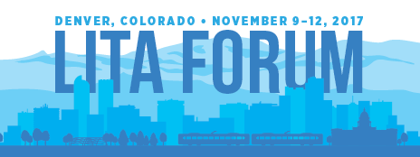 2017 LITA Forum logo