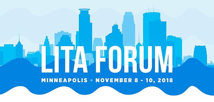 2018 Lita Library Technology Forum Call For Proposals Lita Blog
