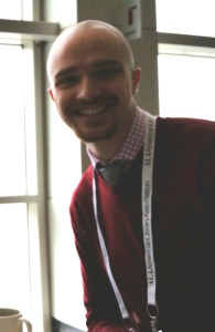 Sam Ott, ALA Midwinter Meeting, 2015.
