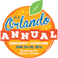ALA Annual 2016 badge