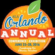 ALA Annual 2016 badge