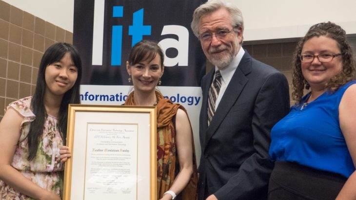 Nominate a Colleague Doing Cutting Edge Work in Tech Education for the LITA Library Hi Tech Award