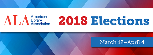 Vote in the 2018 ALA Elections