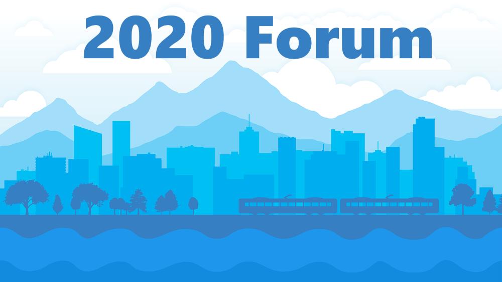 2020 Forum logo
