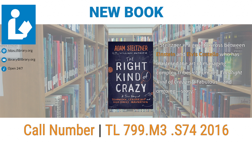 New Book Right Kind of Crazy