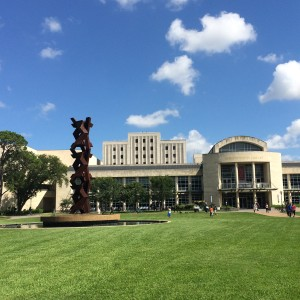 MD Anderson Library, University of Houston