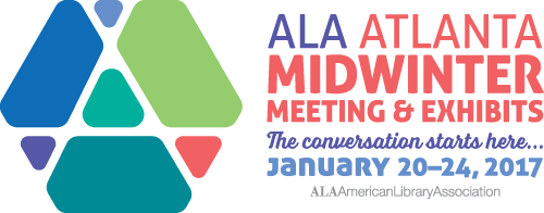 2017 ALA Midwinter logo