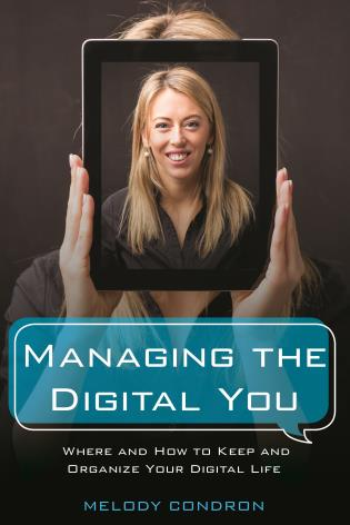 Managing Digital You book cover