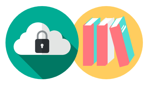 Privacy in Libraries series icons