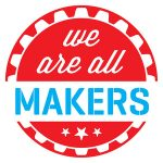 Blue Island Public Library Makerspace logo