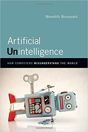 Artificial Unintelligence book cover