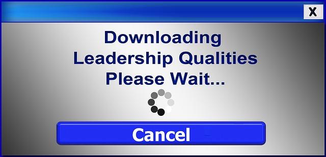 Downloading Leadership Qualities - Please Wait...