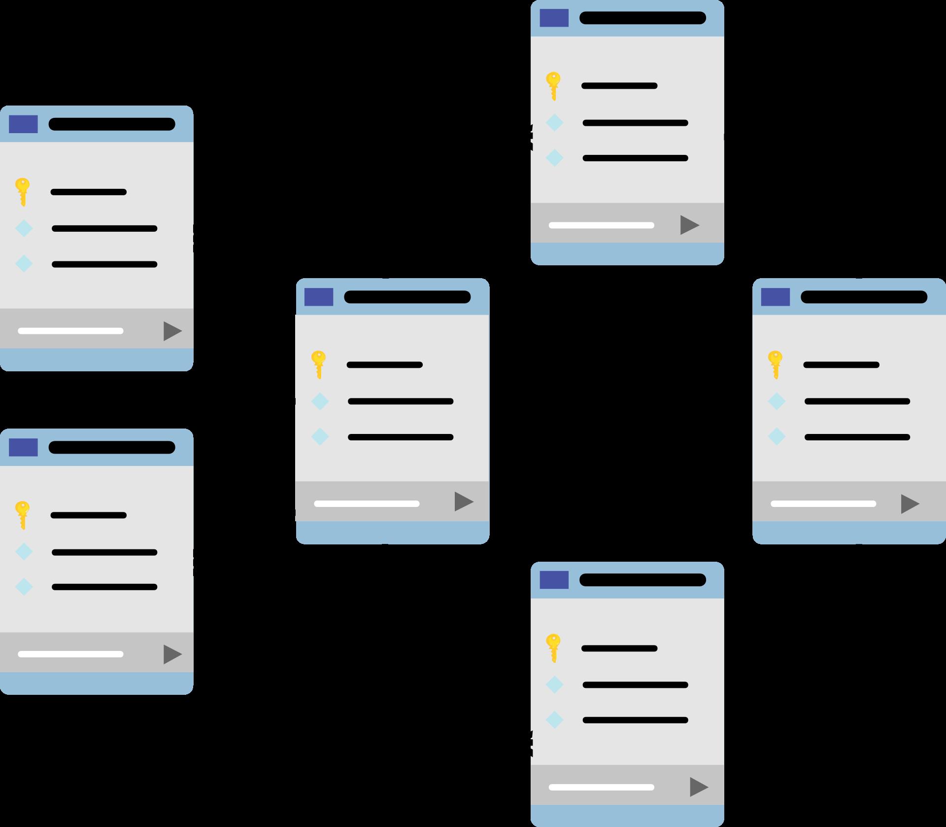 database schema graphic