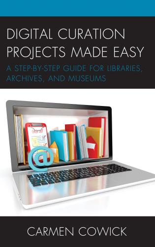 digital curation projects made easy book cover