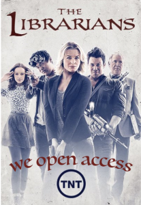 The Librarians: We Open Access
