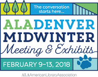ALA Midwinter 2018 Denver badge