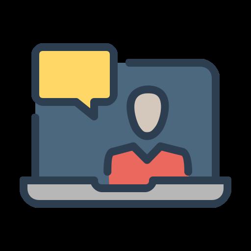 Screen Reader Icon