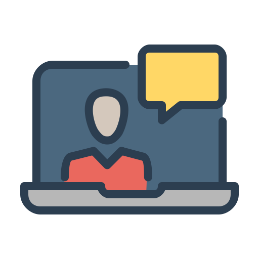 Screen Reader Icon