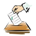 voting symbol 2